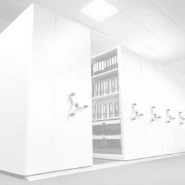 Mobile Shelving Installation | Shelf Space UK